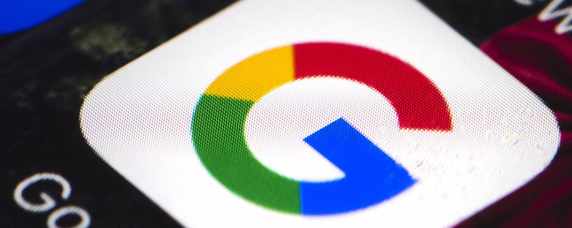 Logo de Google (archivo) - Sputnik Mundo, 1920, 14.01.2021