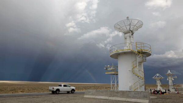 Área 52, la base militar secreta de EEUU - Sputnik Mundo