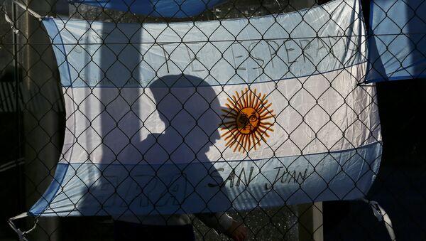 Desaparición del submarino ARA San Juan (archivo) - Sputnik Mundo