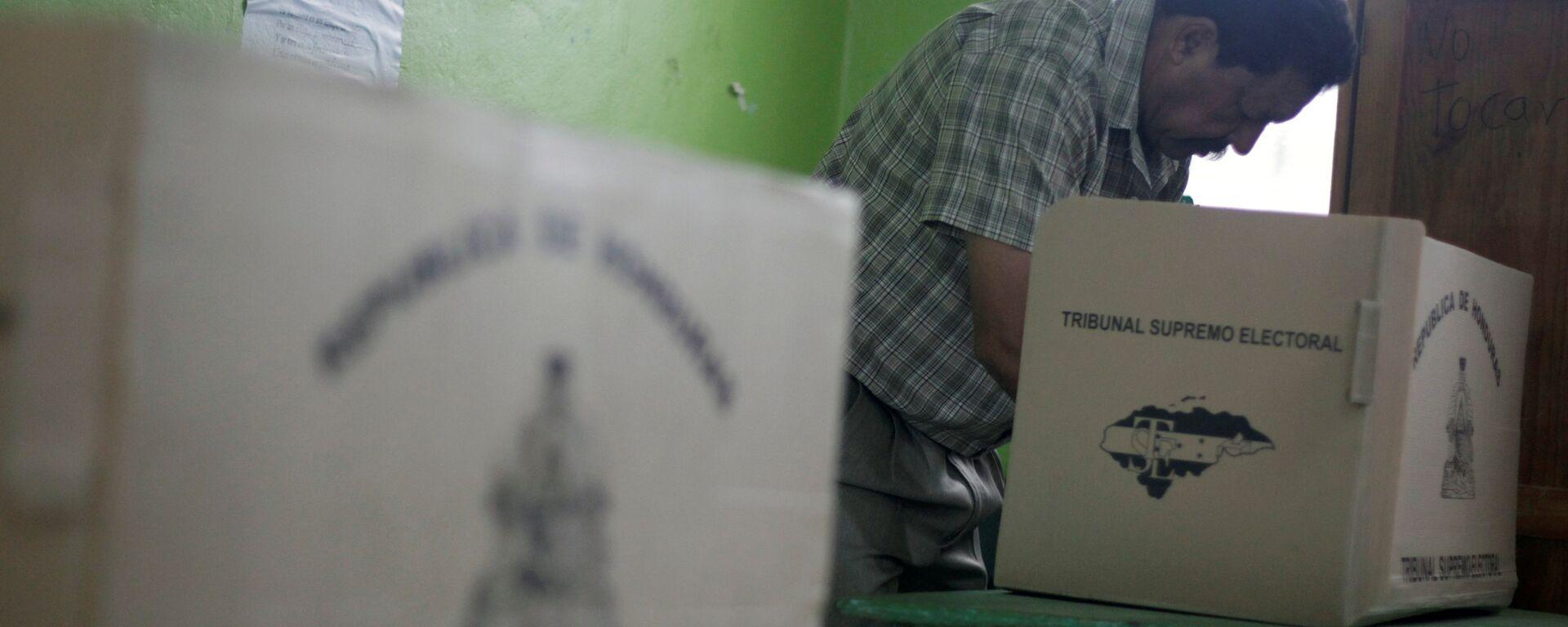 Elecciones en Honduras  - Sputnik Mundo, 1920, 12.03.2021