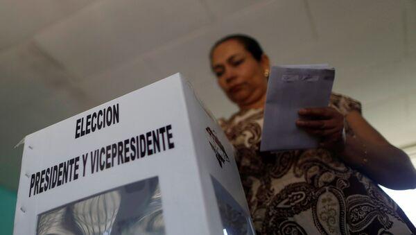 Elecciones en Honduras (archivo) - Sputnik Mundo