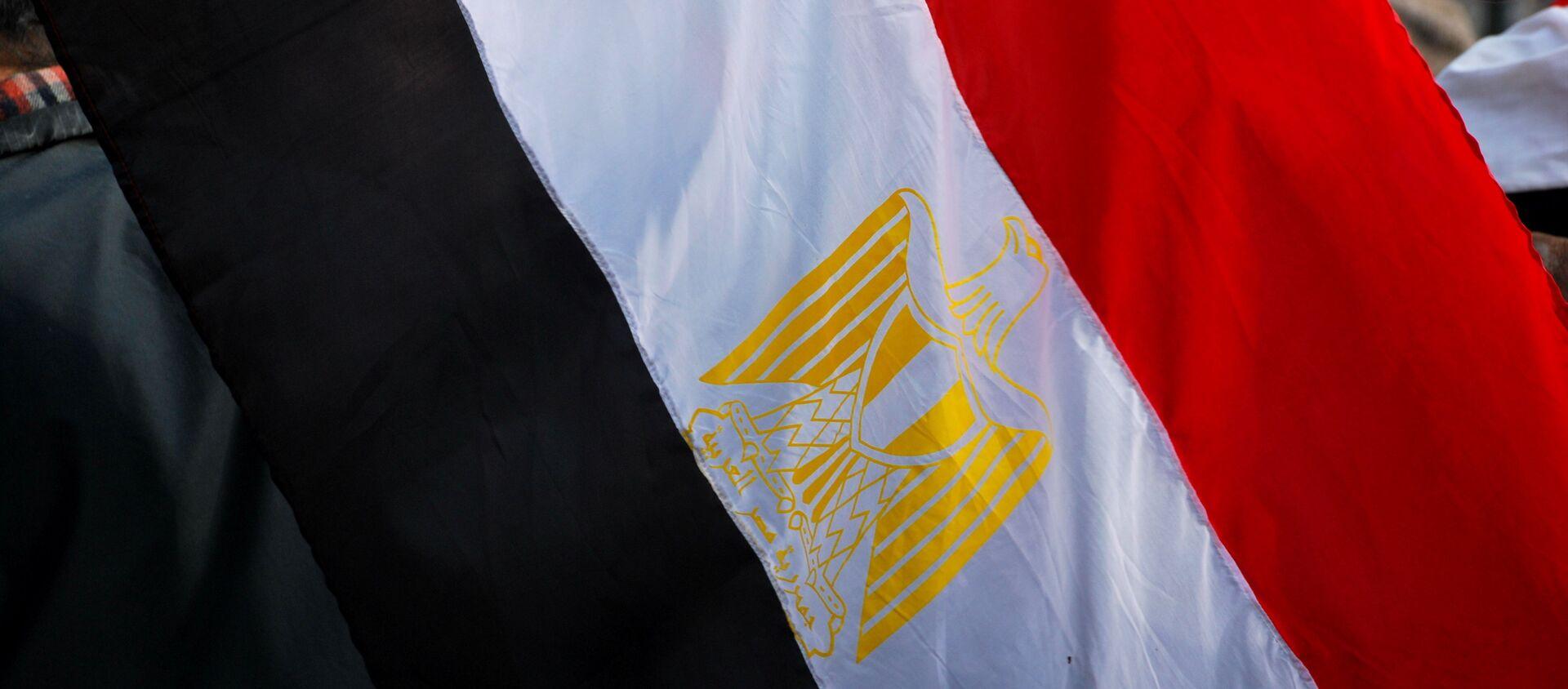 Bandera de Egipto - Sputnik Mundo, 1920, 20.09.2020