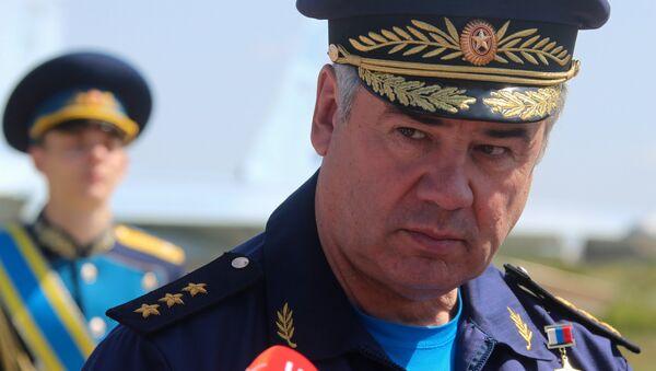 Víctor Bóndarev, el jefe del comité de Defensa y Seguridad del Senado ruso - Sputnik Mundo