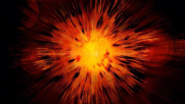 El Big Bang (ilustración) - Sputnik Mundo