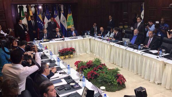 El proceso de diálogo entre Gobierno venezolano y la oposición - Sputnik Mundo