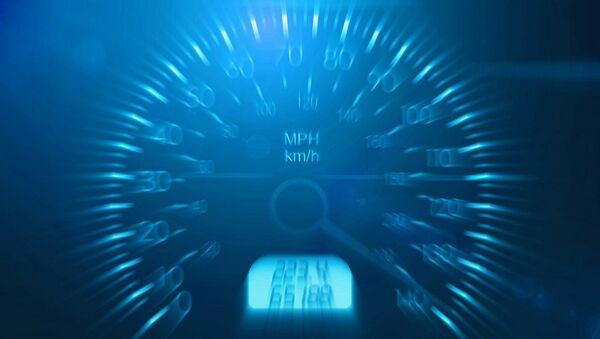 El velocímetro de un automóvil - Sputnik Mundo