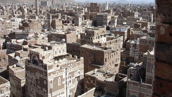 Sana, la capital de Yemen - Sputnik Mundo