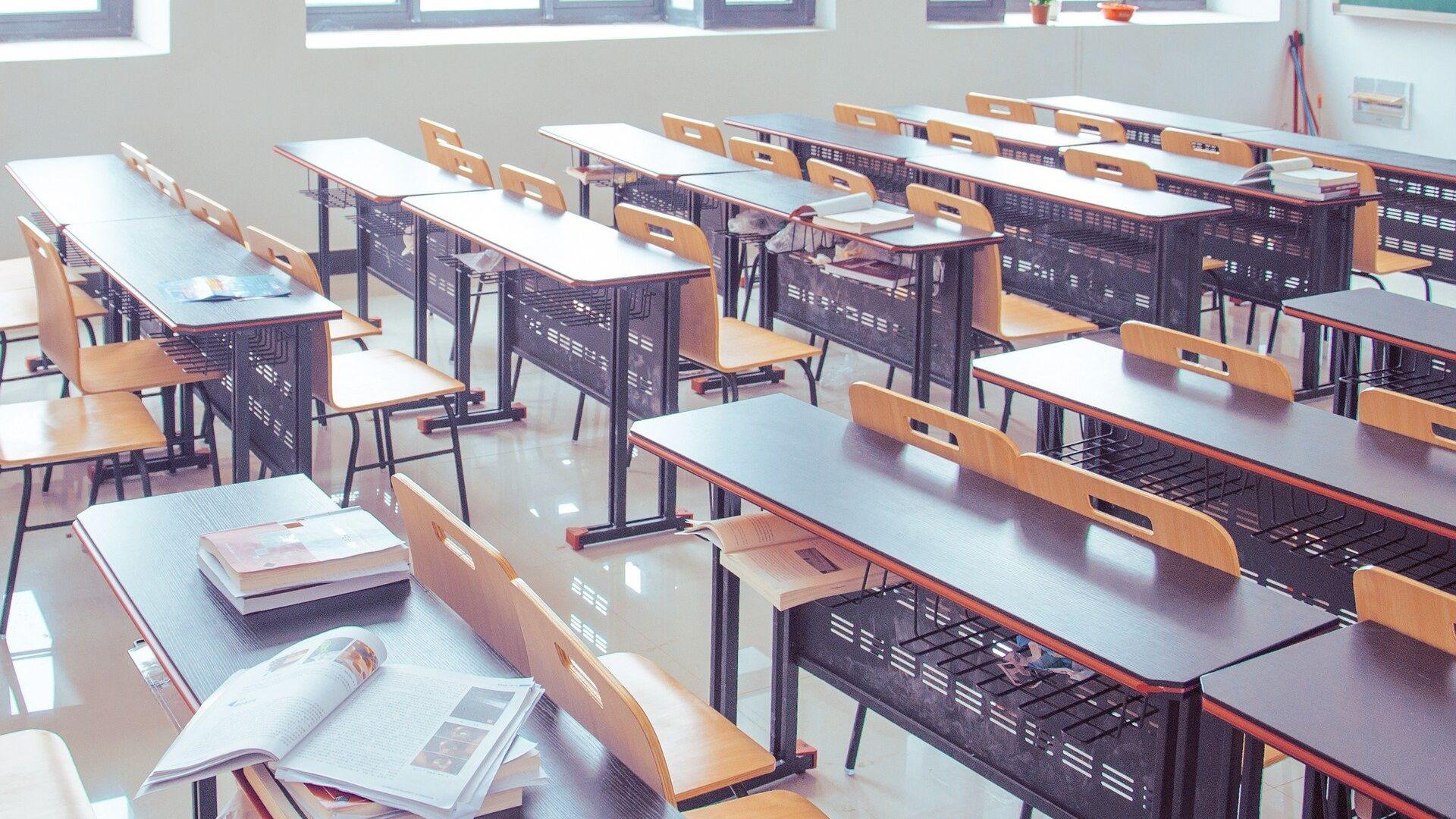 Escuela (imagen referencial) - Sputnik Mundo, 1920, 31.03.2021