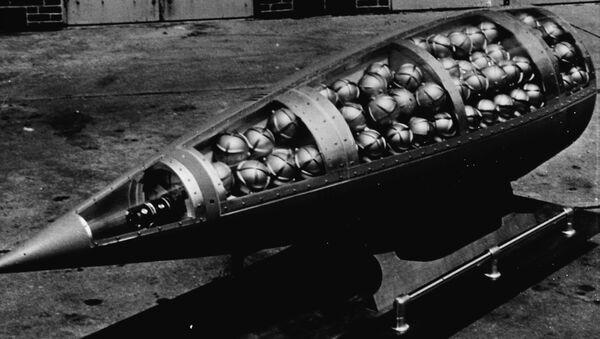 Muerte a granel: por qué EEUU se toma su tiempo para renunciar a las bombas de racimo - Sputnik Mundo