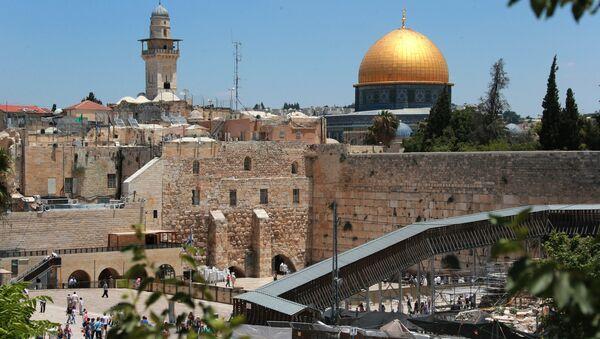 La ciudad de Jerusalén - Sputnik Mundo