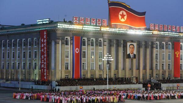 La ciudad de Pyongyang - Sputnik Mundo