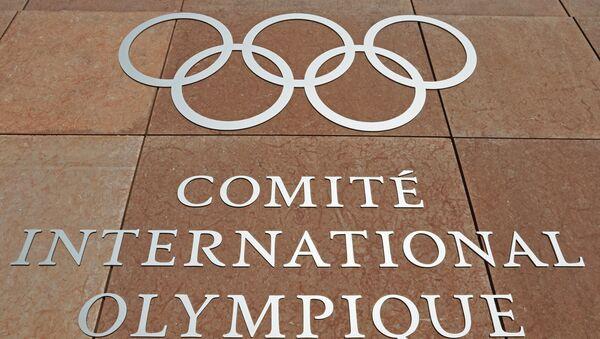 Comité Olímpico Internacional (COI) - Sputnik Mundo