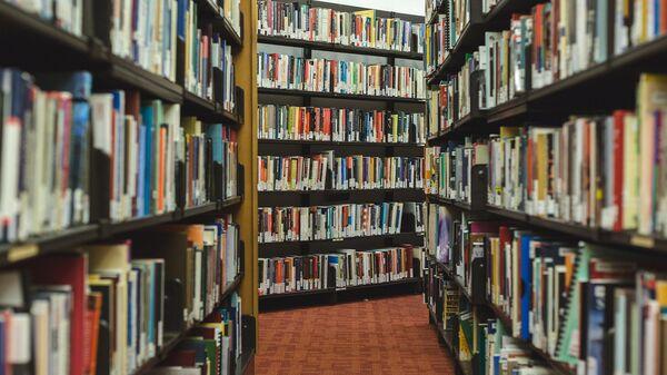 Biblioteca pública (imagen referencial) - Sputnik Mundo