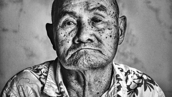Un anciano, imagen referencial - Sputnik Mundo