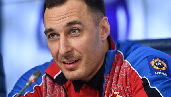 Alexey Voevoda, el deportista ruso de bobsleigh - Sputnik Mundo