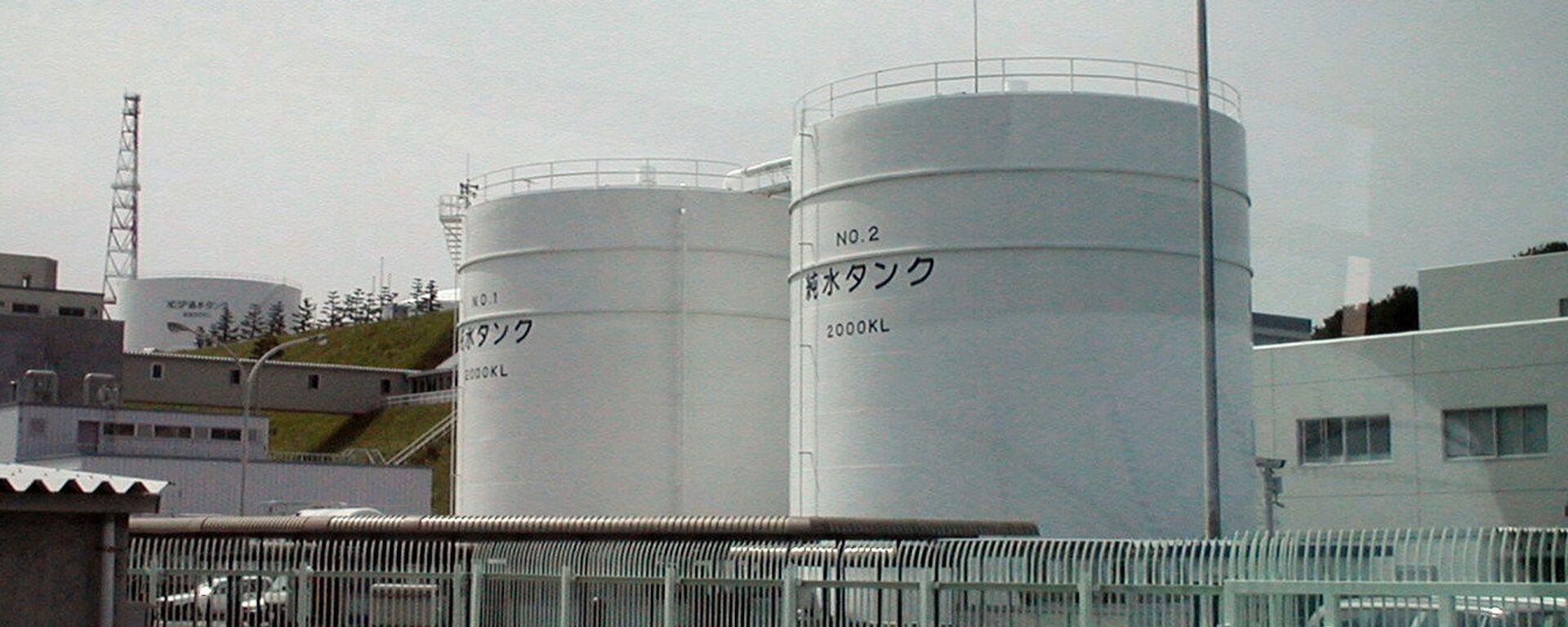 La planta japonesa de Fukushima. - Sputnik Mundo, 1920, 14.02.2021