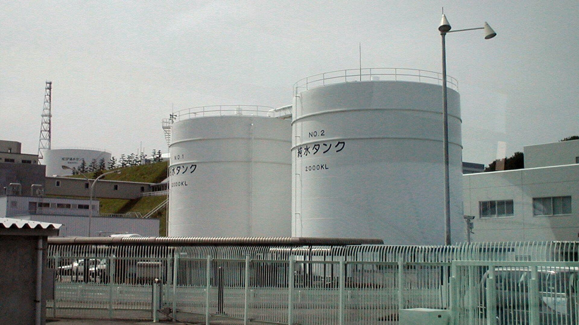 La planta japonesa de Fukushima. - Sputnik Mundo, 1920, 22.09.2021