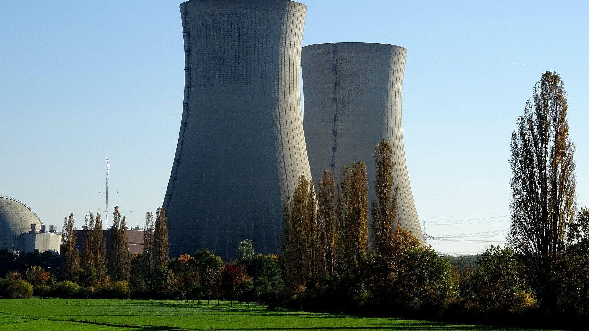 Planta nuclear (imágen referencial) - Sputnik Mundo, 1920, 29.09.2021