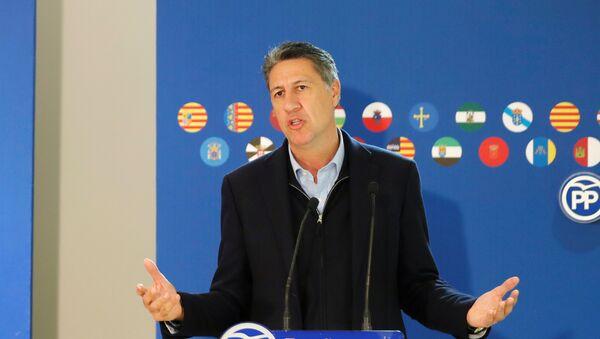 Xavier García Albiol, líder del Partido Popular de Cataluña (PPC) - Sputnik Mundo