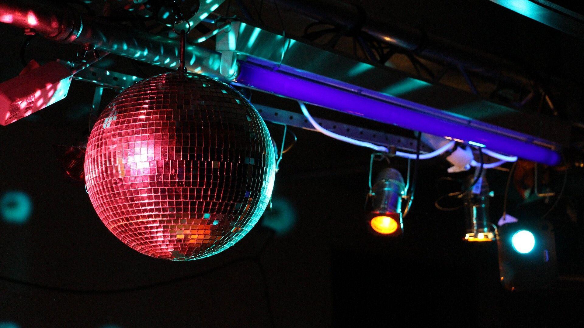 Luces de una discoteca - Sputnik Mundo, 1920, 01.10.2021