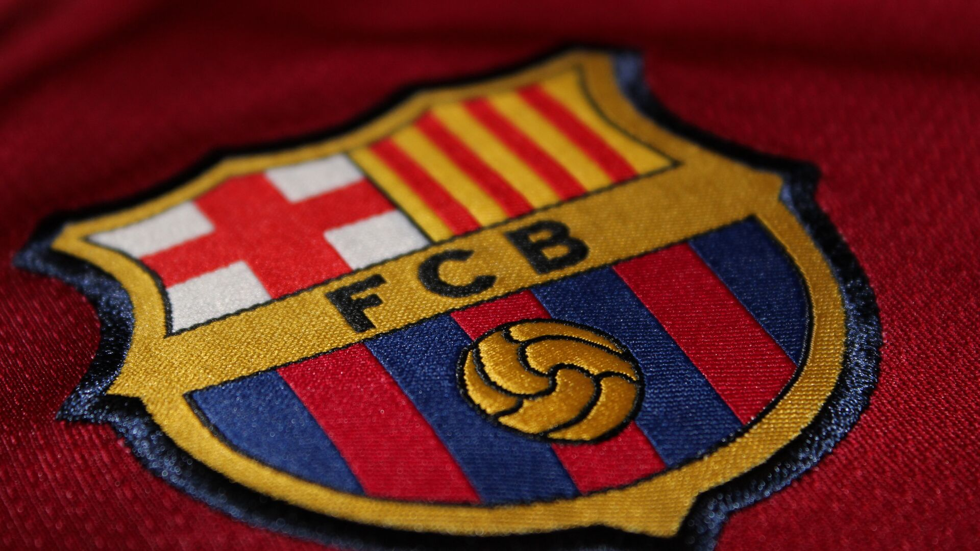 Logo de FC Barcelona - Sputnik Mundo, 1920, 02.10.2021