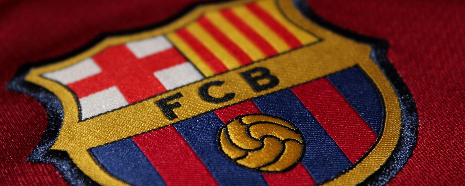 Logo de FC Barcelona - Sputnik Mundo, 1920, 01.03.2021