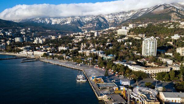 Impresionantes imágenes de Crimea que hacen enamorarse a primera vista - Sputnik Mundo