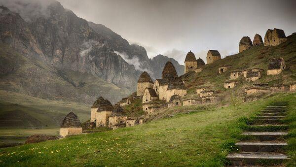 Dargavs, la mítica 'ciudad de los muertos' del Cáucaso - Sputnik Mundo