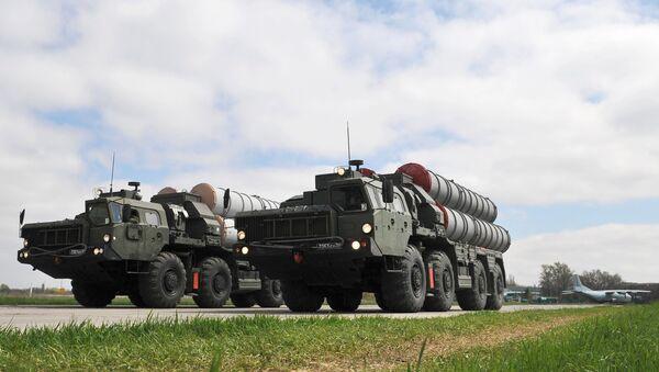 Sistemas de misiles S-400 - Sputnik Mundo