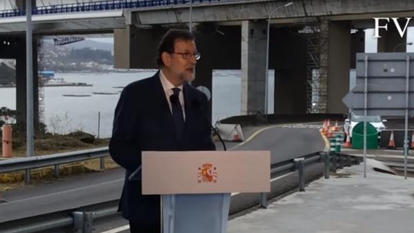 Viaje al pasado: Rajoy cierra el 2017 deseando lo mejor para el próximo 2016 - Sputnik Mundo