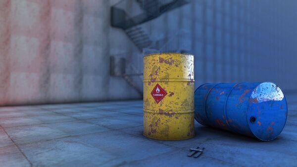 Barriles de petróleo - Sputnik Mundo