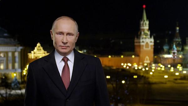 El presidente ruso Vladímir Putin envía un mensaje de felicitación a todos sus conciudadanos rusos - Sputnik Mundo