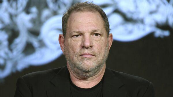 Harvey Weinstein, productor estadounidense - Sputnik Mundo