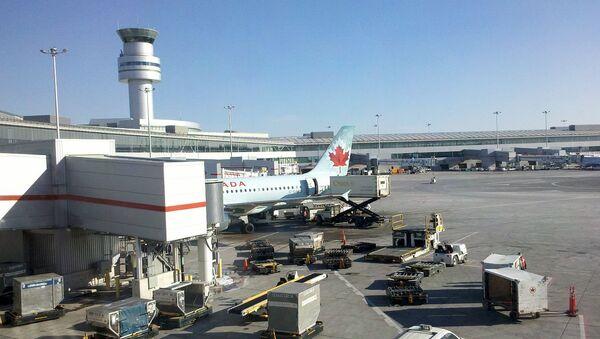 Toronto Pearson International Airport - Sputnik Mundo