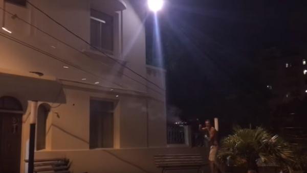 Una auténtica batalla con varitas mágicas, al estilo paraguayo - Sputnik Mundo