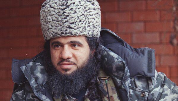 El terrorista internacional Ibn Jattab - Sputnik Mundo
