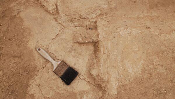 Excavación arqueológica (imagen referencial) - Sputnik Mundo