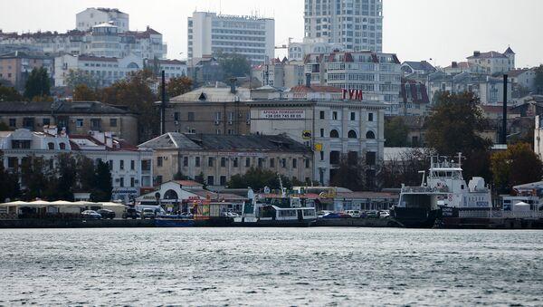 La bahía de Sebastopol - Sputnik Mundo
