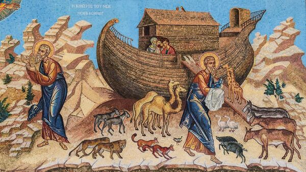 El arca de Noé - Sputnik Mundo