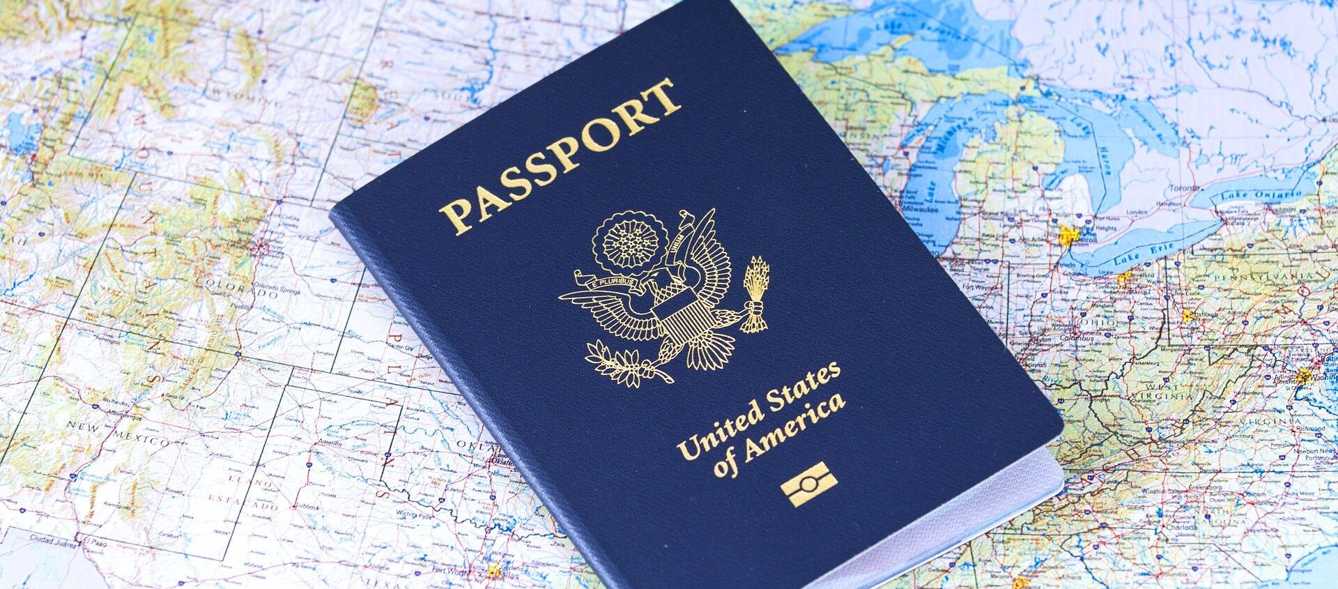 Pasaporte de EEUU - Sputnik Mundo, 1920, 01.02.2021
