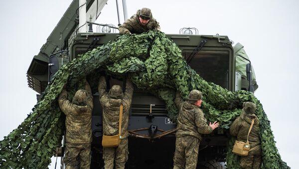 S-400 entra en servicio en Crimea - Sputnik Mundo