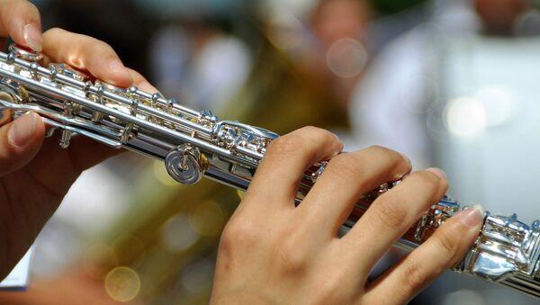 Instrumento musical (imagen referencial) - Sputnik Mundo