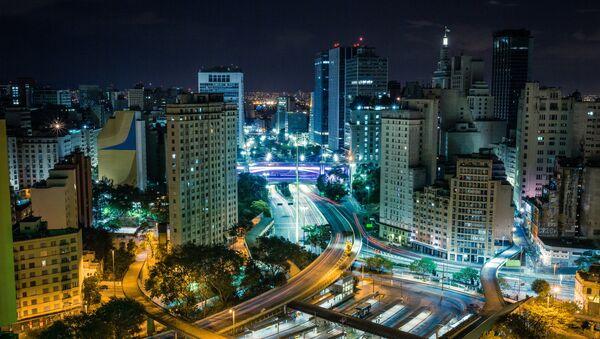 Sao Paulo, Brasil - Sputnik Mundo