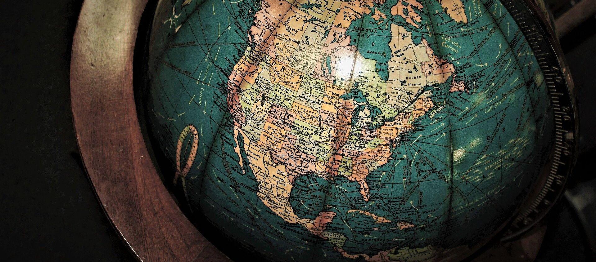 Un globo  - Sputnik Mundo, 1920, 14.01.2021