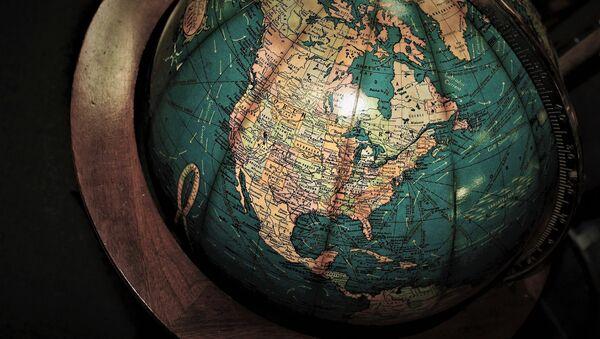 Un globo - Sputnik Mundo