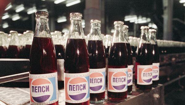 Pepsi Cola en la URSS - Sputnik Mundo