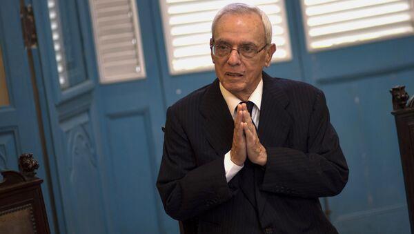 Eusebio Leal, el historiador de La Habana - Sputnik Mundo