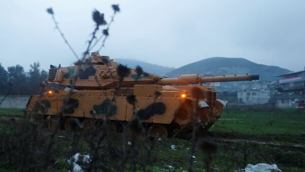 Ejército de Turquía - Sputnik Mundo