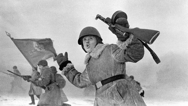 Operación Chispa: cómo el Ejército Rojo rompió el asedio de Leningrado - Sputnik Mundo