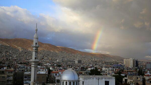 Damasco, la capital de Siria - Sputnik Mundo